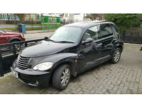 2006 Chrysler PT Cruiser 2.4 L Touring Auto Black 52k mls MOT July