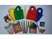 Ready filled party bags