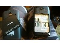 LENOVO A750 Black [FOR SPARES/PARTS/REPAIRS]