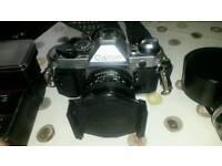 35 mm camera cannon AE 1 program