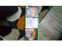 3 xbox one games for sale read