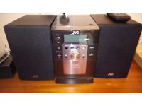 JVC UX-G100 Audio Shelf System with Remote
