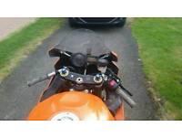 Gsxr 750 2004,5 track bike
