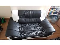 Ultra modern!!! Two and three seater italian style sofas - bargain!!!