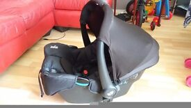 Joie car seat 0+ up to 13kg