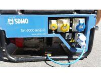 HONDA SDMO SH6000