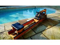 Water Rower (Natural Ash) with S4 Heart Monitor