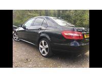 Mercedes E220 CDi Blueffiency Auto