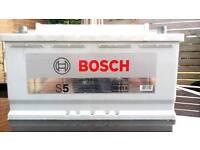 Bosch Silver Plus Car Battery 12V 100Ah S5013