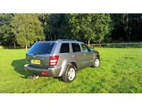 Jeep Grande Cherokee CRD 3ltr V6 Automatic