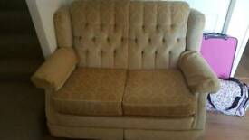 Free 2 seater sofa mint condition
