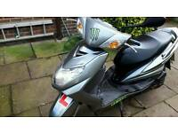 Yamaha nxc 125