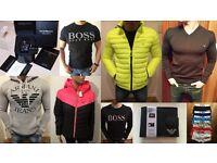 Wholesale Hugo Boss, Lacoste, Tommy Hilfiger, Armani !!! Shipping Worldwide !!!