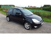 2004 FORD FIESTA 1.4 FLAME, 2 OWNERS, 12 MONTHS MOT