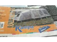 Kampa rally plus and annex awning