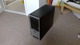 2 x 2.66 Ghz desktop PC
