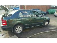 Skoda fabia 1.9sdi 2003 air condition 130k