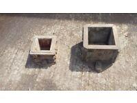 """Concrete cube moulds 6"""" & 4"""""""