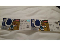 2 x NFL Tickets - Indianaopolis Colts v Jacksonville Jaguars. Face value £110 each