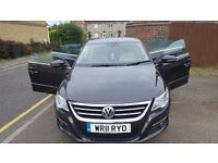 Vw Passat CC 140 GT 2.0 TDI Bronze BlueMotion Tech 2011
