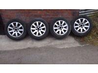 vw passat alloy wheels