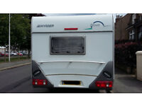 Hymer Nova 570 Caravan 2004 - Mint condition and ready to go £4,500 OVNO