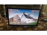 SAMSUNG 22 LED TV SMART/WIFI/100HZ/MEDIA PLAYER/FREEVIEW HD/QUAD CORE/ NO OFFERS