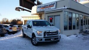 2017 Ford F-150 XLT - 4X4! BACK-UP CAM!