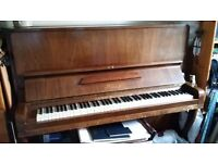 Mahogany Wood Piano