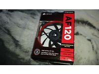 2x Corsair AF120 performance pc case fans
