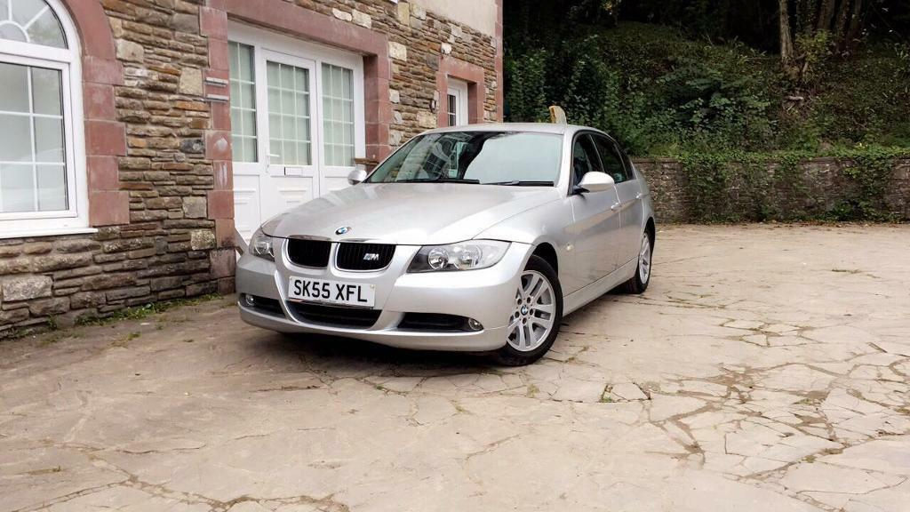 Bmw 3 series 2.0D se 6 speed manual full service history