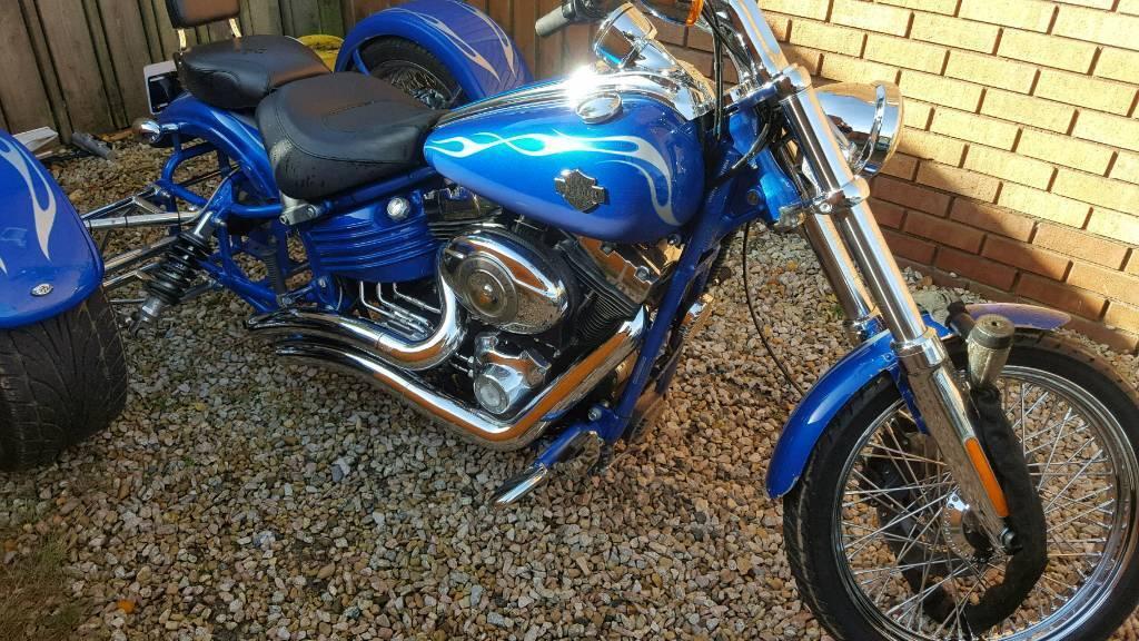 Harley Davidson Rocker C trike
