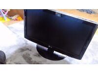 LG SMALL PLASMA TV