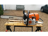 Stihl MS461 carb model 2012 Chainsaw