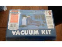 Draper expert vacuum kit pump superb