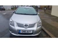 TOYOTA AVENSIS 2.0 Diesel, Manual (F/S History) 2 owners, MOT great condition