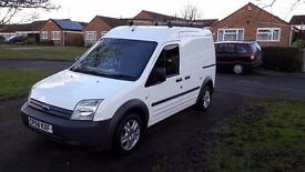 Ford transit connect hightop