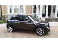 """MINI Paceman 1.6 Cooper S 3dr - ONLY DONE 6101MILES – SAT NAV FULL LEATHER SEATS – 19"""" ALLOY"""