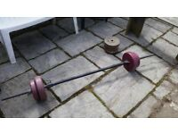 Weights kit for sale