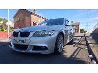 2009 Bmw 318D Msport Touring £5250