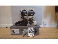 Women's Black Diamond ski touring boots, mondo 24.5 (UK 5/5.5)