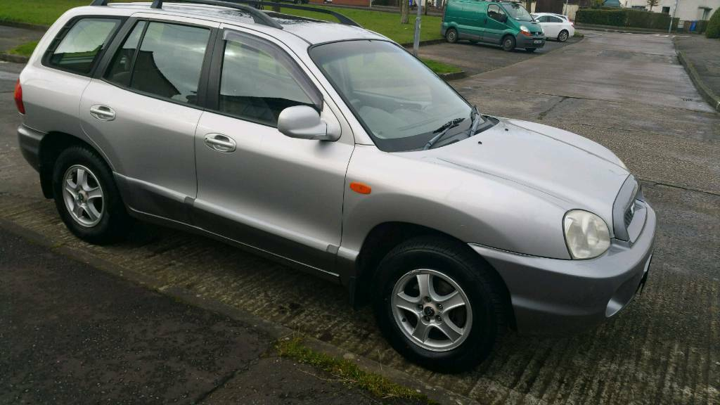 Hyundai Santa Fe Diesel Automatic Gearbox Problem In Finaghy Belfast Gumtree