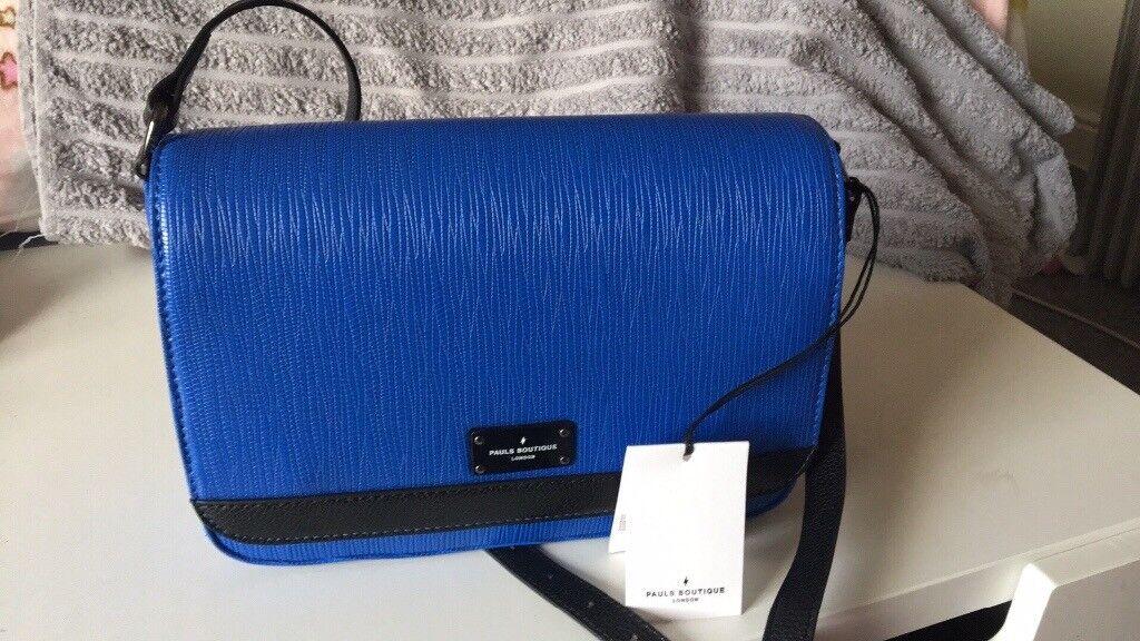 Pauls boutique body strap bag