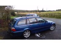 BMW 320 D SE TOURING ESTATE DIESEL