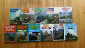 Railway World Annuals