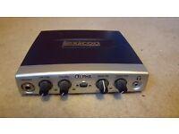 Lexicon Alpha Home Studio Recording Interface with USB Cable. Good Condition. Band, Disco.