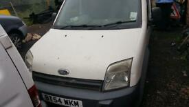 Ford connect, 2004, either whole van for sale or just parts
