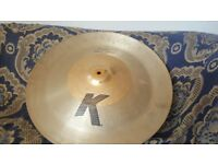 "19"" K custom hybrid china - good condition, great sound"