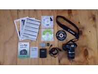 ** Canon EOS 450D / Rebel XSi 12.2MP Digital SLR Camera - Black **