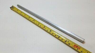 6061 Aluminum Round Bar 38 Round 12 Long Lathe Solid T6511